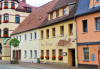 """Zimmervermietung und Gaststätte """"Zur Börse"""""""