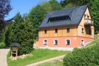 Urlaub im Erzgebirge! Herzlich willkommen im Öki-Ferienhaus in Holzhau