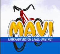 Fahrradpension MAVI in Laucha
