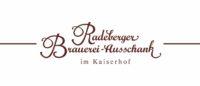 Radeberger Brauerei Ausschank im Hotel Kaiserhof