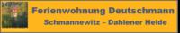 Ferienwohnung Deutschmann Dahlener Heide